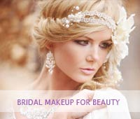 bridal makeovers- hair, makeup and beauty for gorgeous brides